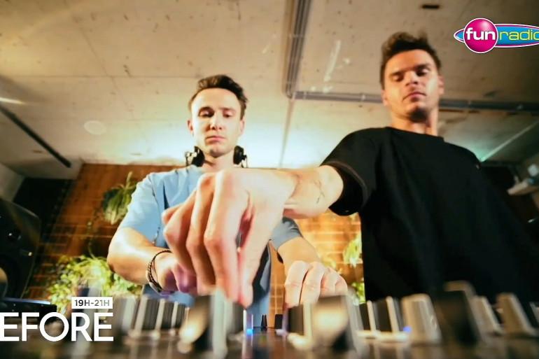 """""""Le Before"""" : revivez le mix de Lucas & Steve"""