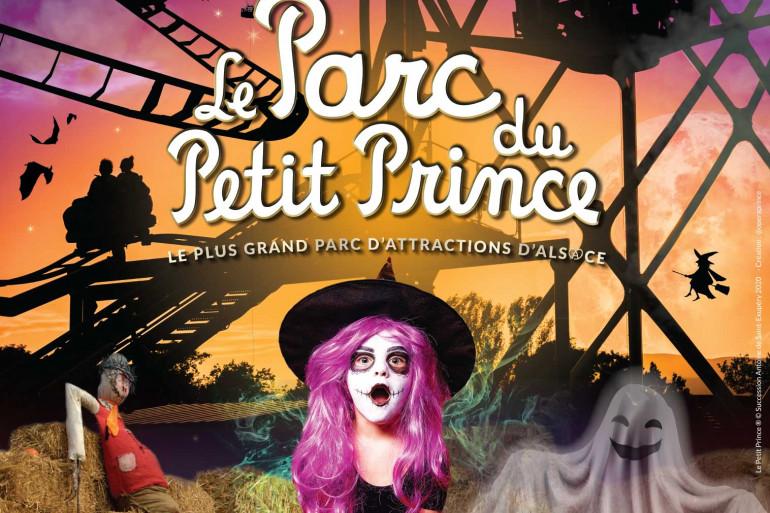 Le parc du Petit Prince Halloween