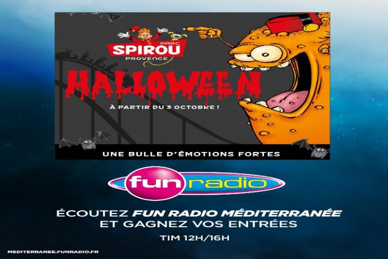 Halloween Spirou