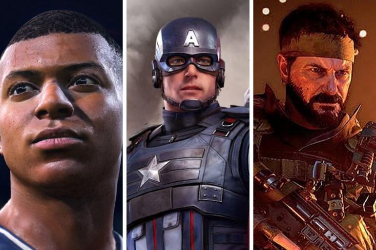 """""""FIFA 20"""", """"Marvel's Avengers"""", """"Call of Duty""""... Notre sélection jeux vidéo confinement"""