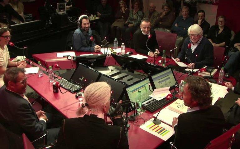 """Patrice Carmouze présente""""L'homme du jour"""" du 01/01/2014 dans A La Bonne Heure"""