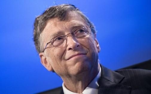 Bill Gates, fondateur de Microsoft, le 7 mai 2013