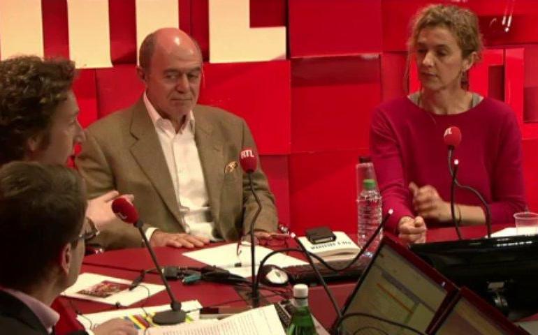 Delphine de Vigan et Pierre Assouline sont les invités de A La Bonne Heure du 13/01