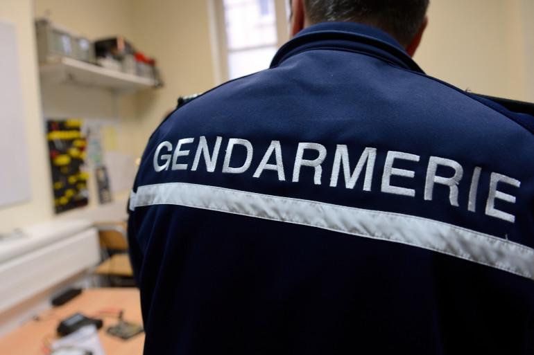 Un gendarme à Arras, le 9 janvier 2014 (photo d'illustration).