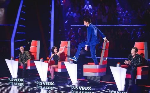 """Mika est le nouveau coach de """"The Voice"""" dans la saison 3"""