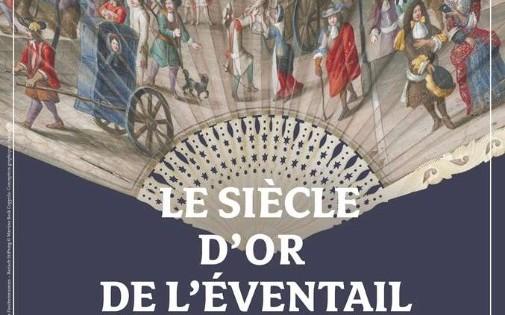 """""""Le siècle d'or de l'éventail, du Roi Soleil à Marie-Antoinette"""" au musée Cognacq Jay à Paris jusqu'au 2 mars 2014"""