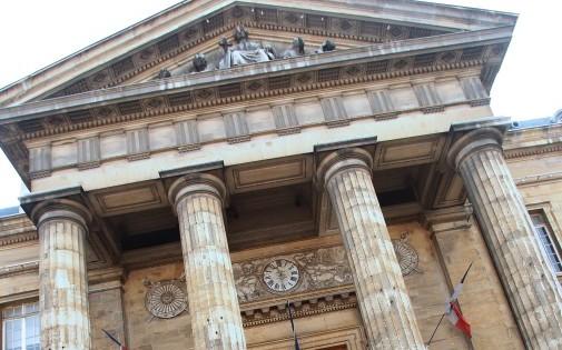 Le tribunal de Reims, en février 2011 (archives).