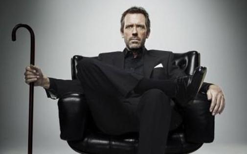 La série médicale Dr House - interprété par Hugh Laurie - s'arrêtera à l'issue de sa huitième saison