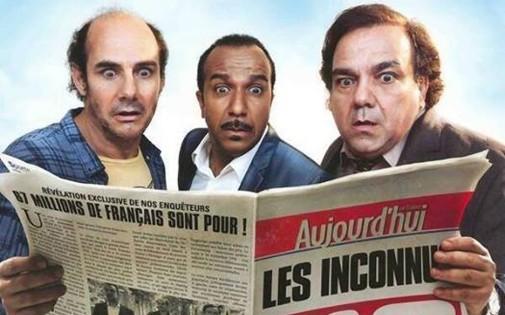"""Le film """"Le 3 frères le retour"""" sur les écrans dès le 12 février"""