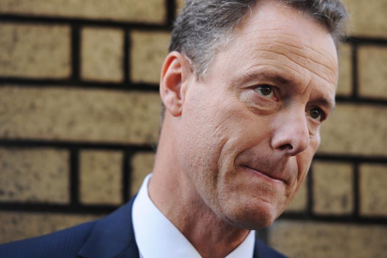 Le procureur d'Annecy Eric Maillaud, ici au Royaume-Uni le 13 septembre 2012, affirme que la tuerie de Chevaline n'est toujours pas élucidée.