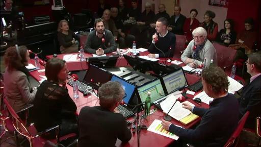 Coline Mattel & Vincent Delerm: L'invité du jour du 21/02/2014 dans A La Bonne Heure