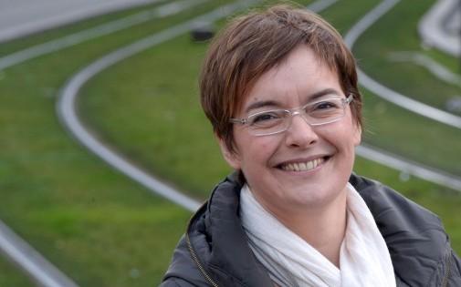 Carine Petit (PS) maire-adjointe du 14e arrondissement chargée de la politique de la ville et des quartiers, PS