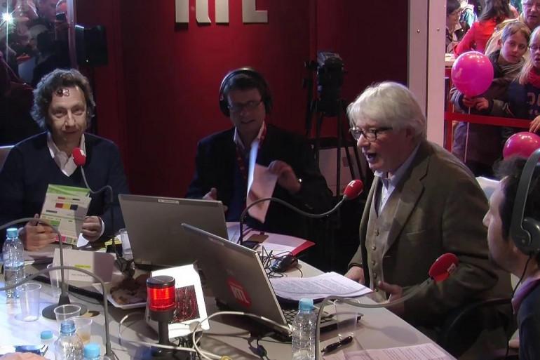 """Patrice Carmouze présente """"L'homme du jour"""" du 24/02/2014 dans A La Bonne Heure"""