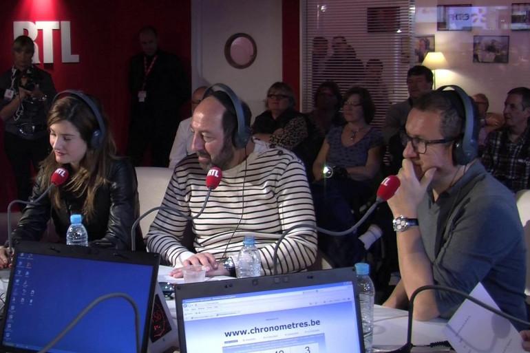 La chronique Télé de Eric Dussart dans A la Bonne Heure du 24/02/2014