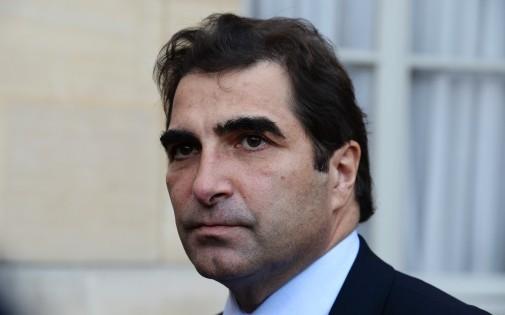 """Le chef de file des députés UMP Christian Jacob, ici à Paris le 10 décembre 2013, estime que Valls """"a peur de parler de l'extrême-gauche""""."""