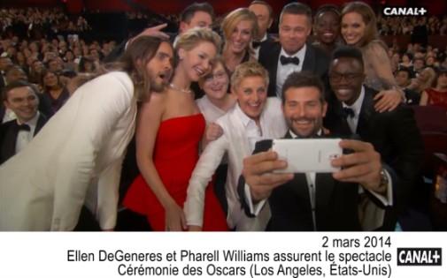 Le selfie mondial