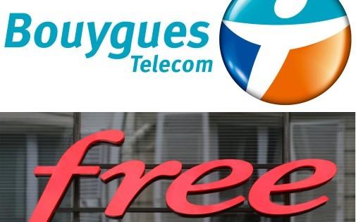 Iliad (Free) a confirmé un accord en vue du rachat sous conditions du réseau mobile de Bouygues.