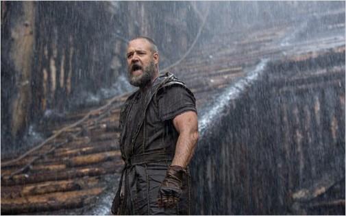 Russel Crowe incarne Noé dans l'épopée biblique de Darren Aronofsky.