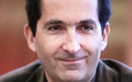 Patrick Drahi, patron de Numericable, ici le 7 mars 2007.