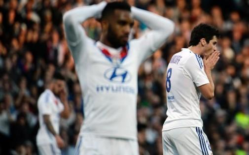 Alexandre Lacazette l'attaquant de Lyon