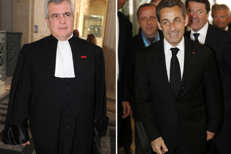 Thierry Herzog va porter plainte dans l'affaire des écoutes visant Nicolas Sarkozy.