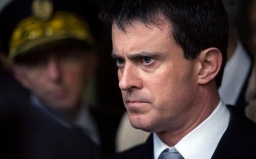 Manuel Valls, à Paris, le 4 novembre 2013. (archives)