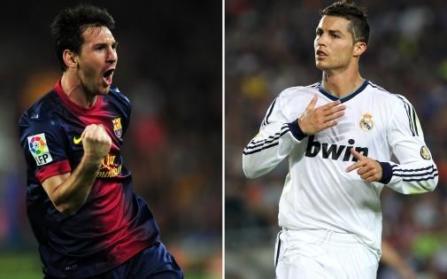 Ronaldo-Messi : le duel au sommet