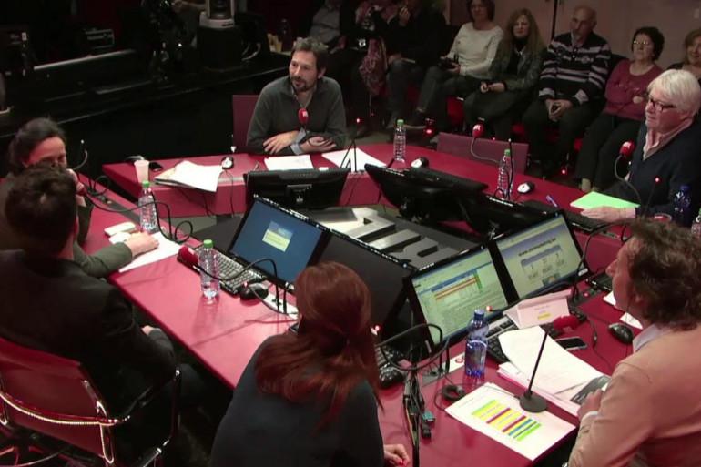 Audrey Fleurot: Les rumeurs du net du 25/03/2014 dans A La Bonne Heure