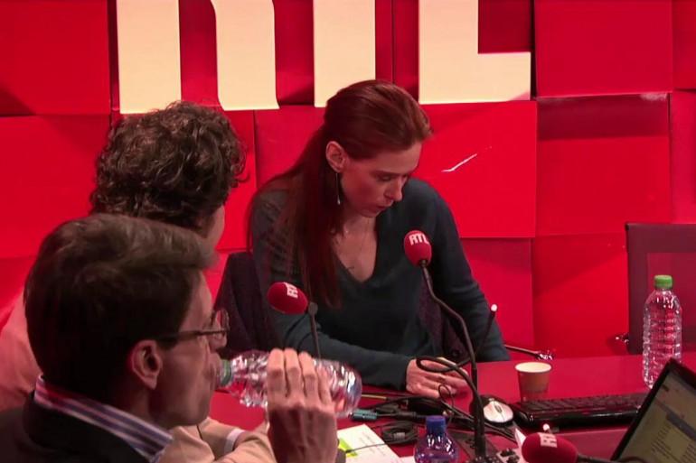 Audrey Fleurot: L'invité du jour du 25/03/2014 dans A La Bonne Heure