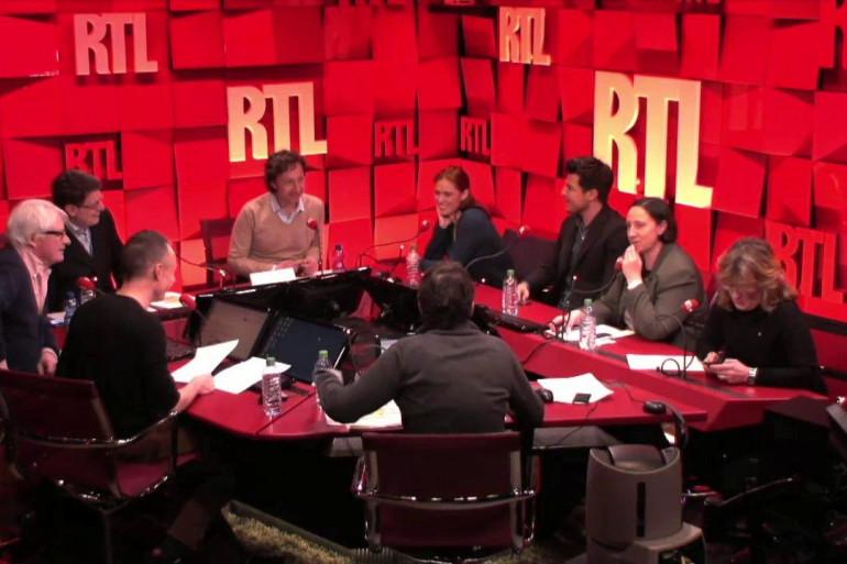La chronique télé de Eric Dussart dans A la Bonne Heure 25/03/2014