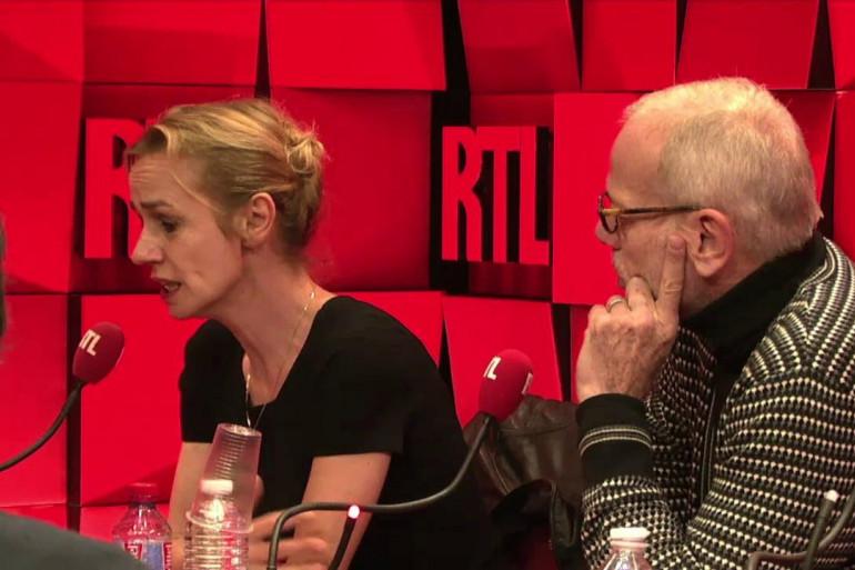 Sandrine Bonnaire & Pascal Greggory: L'invité du jour du 27/03/2014 dans A La Bonne Heure