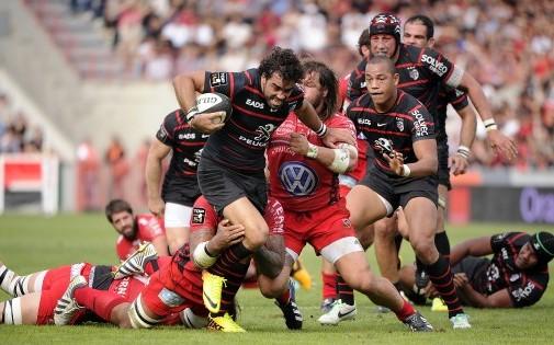 Toulouse - Toulon reste un choc de la saison de Top 14