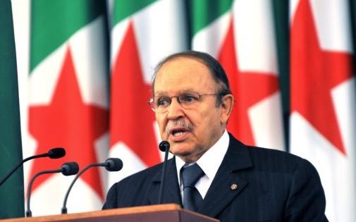 Une société française en Algérie a appelé à l'aide le président Bouteflika.