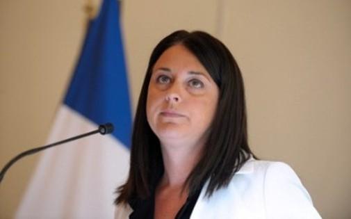 La ministre du Commerce et de l'Artisanat, Sylvia Pinel, en août 2013 à Paris