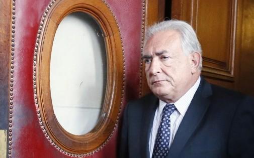 Dominique Strauss-Kahn le 26 février 2013.