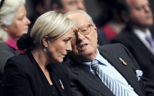 Marine Le Pen et Jean-Marie Le Pen ont déjà été condamnés à plusieurs reprises par la justice