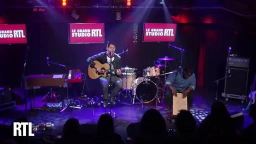 Cris Cab - Liar Liar  en Live dans le Grand Studio RTL