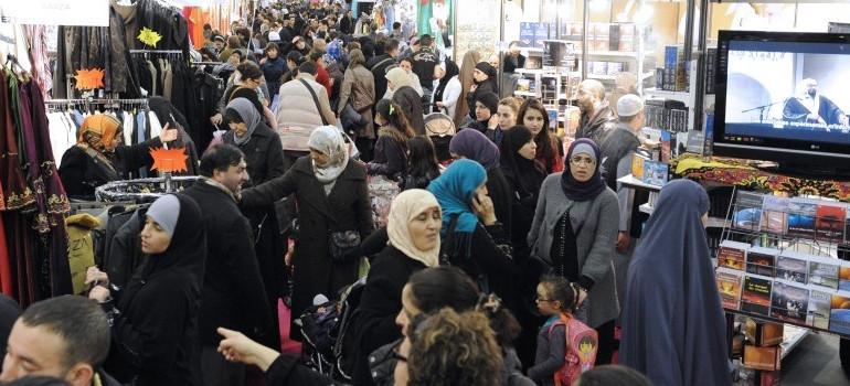 29ème rencontre annuelle des musulmans de france