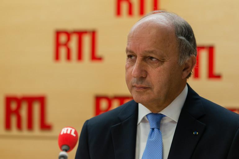Laurent Fabius, invité de RTL, mardi 22 avril 2014