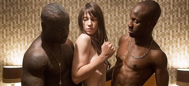 """Depuis """"Nymphomaniac"""", les camarades du fils de Charlotte Gainsbourg surnomme l'actrice """"Oreo""""."""