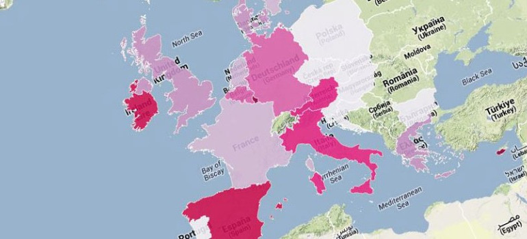 Les travailleurs étrangers en Europe