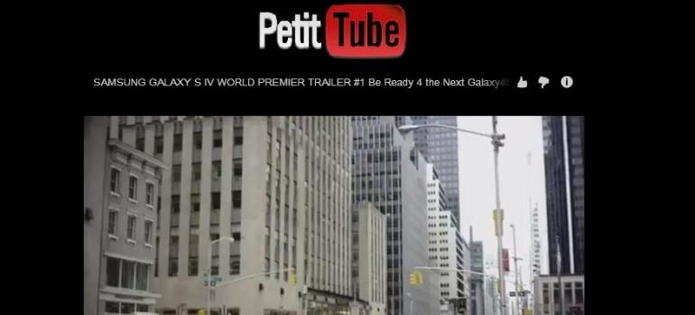 Petit Tube, le site qui diffuse les vidéos jamais vues sur YouTube