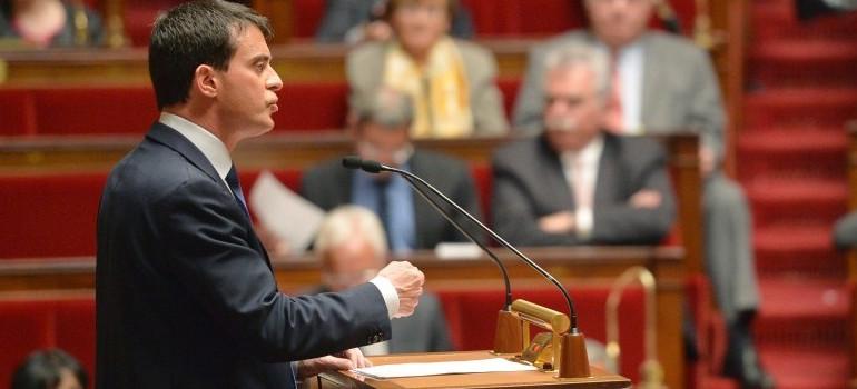 Manuel Valls présente son plan d'économies aux députés mardi 29 avril 2014