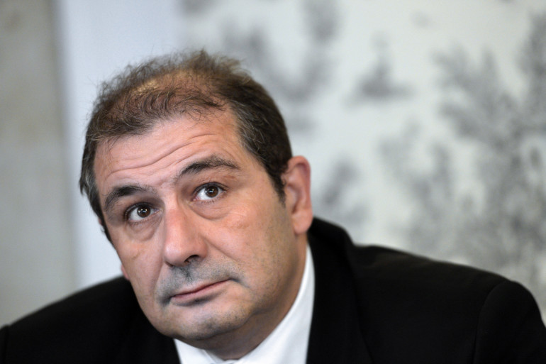 Le député socialiste de Paris Pascal Cherki