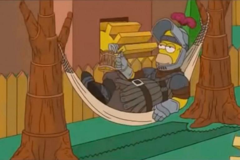 """""""Les Simpson"""" parodieront """"Game Of Thrones"""" pour l'ouverture de leur 26è saison, et un personnage important de la série mourra"""