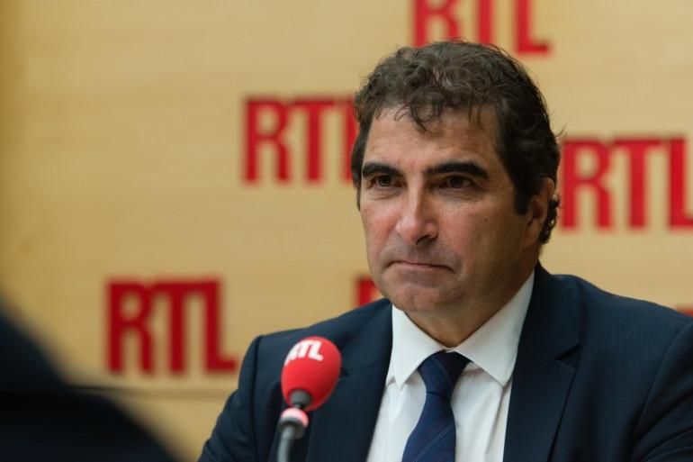 Christian Jacob, invité de RTL, mardi 06 mai 2014