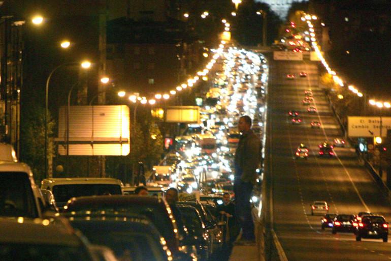 L'autoroute de la région d'Estrémadure