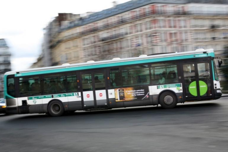 Un bus de la RATP (photo d'illustration).