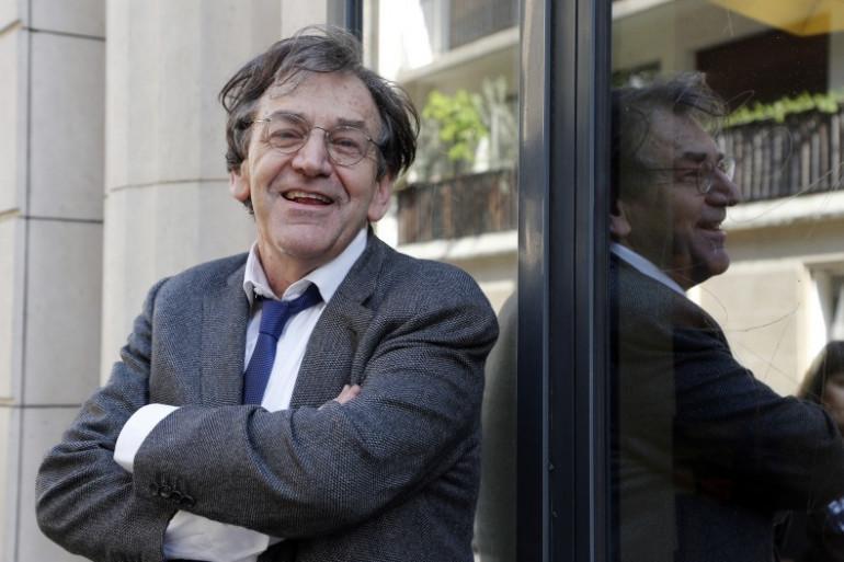 Alain Finkielkraut, le 10 avril 2014