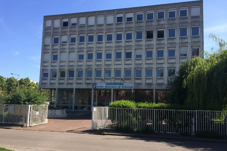 L'Institut universitaire de technologie de Saint-Denis, en Seine-Saint-Denis